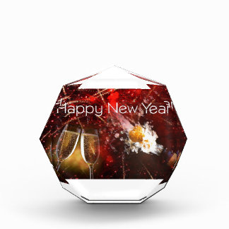 Happy New Year's Toast Award