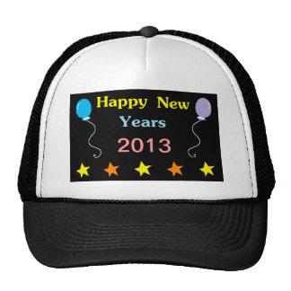 Happy New Years Trucker Hat