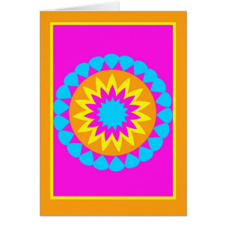 Happy Norooz Card -- Brilliant Colors