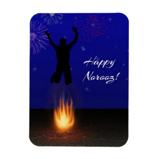 Happy Norooz Chahar-Shanbeh-Suri - Flexible Magnet