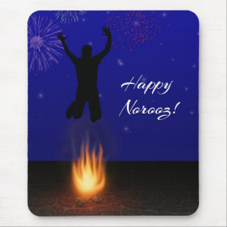 Happy Norooz Chahar-Shanbeh-Suri - Mousepad
