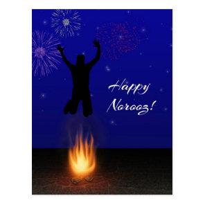 Happy Norooz Chahar-Shanbeh-Suri - Postcard