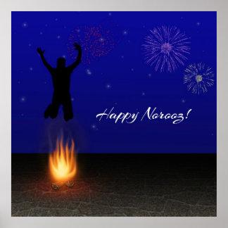 Happy Norooz Chahar-Shanbeh-Suri - Poster