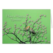 Happy Norooz, Persian New Year Card