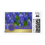 Happy Norooz. Persian New Year Postage Stamp