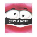Happy!_ Note Pad