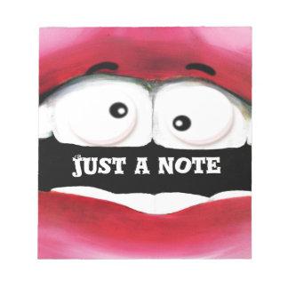 Happy!_ Notepad