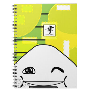 Happy Notes! Notebook
