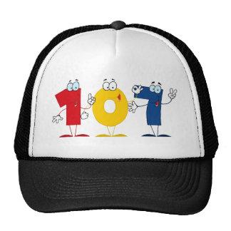 Happy Number 107 Trucker Hat
