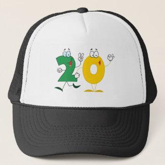 Happy Number 20 Trucker Hat