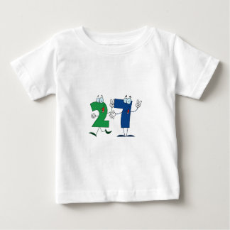 Happy Number 27 Shirt