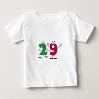 Happy Number 29 T-shirt