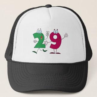 Happy Number 29 Trucker Hat