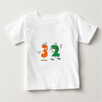 Happy Number 32 Baby T-Shirt