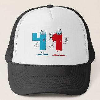 Happy Number 41 Trucker Hat