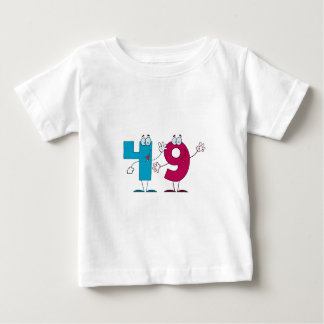 Happy Number 49 Shirt