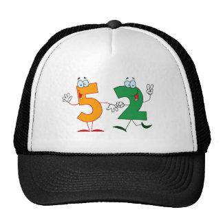 Happy Number 52 Trucker Hat
