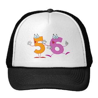Happy Number 56 Trucker Hat