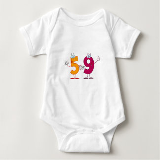 Happy Number 59 Shirt