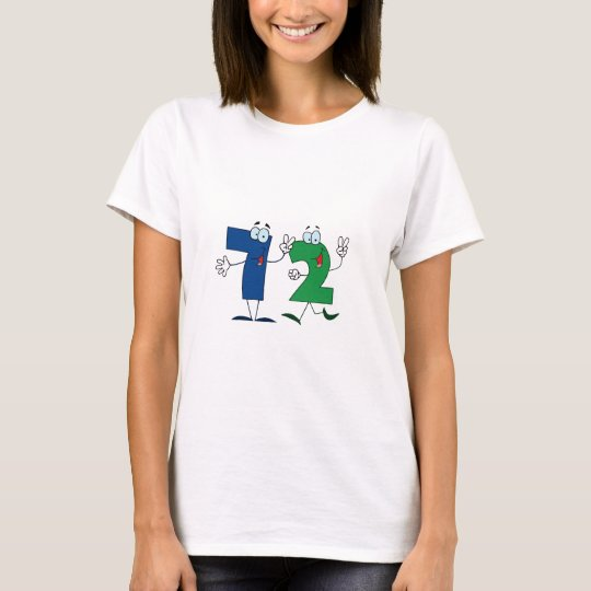 Happy Number 72 T-Shirt