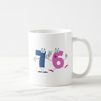 Happy Number 76 Coffee Mug