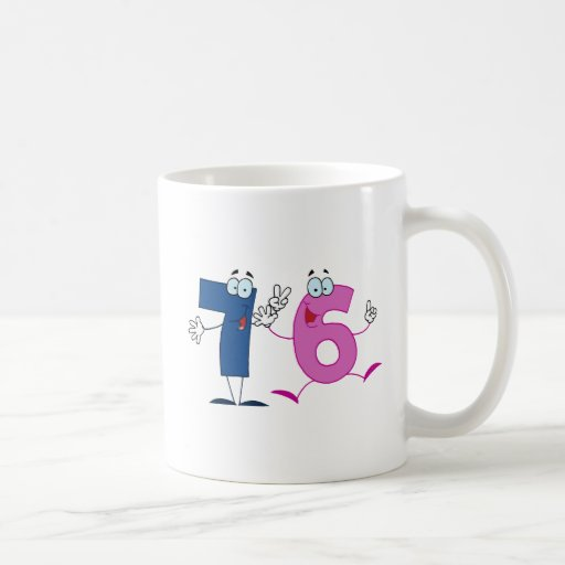Happy Number 76 Mug