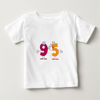 Happy Number 95 T Shirt