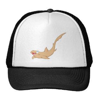 Happy Nurse Shark Mesh Hats