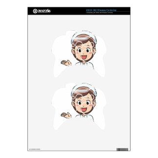 Happy Nurse Xbox 360 Controller Skins