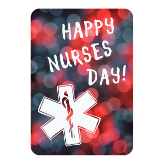 happy nurses day card