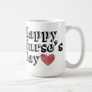 Happy Nurse's Day Coffee Mug