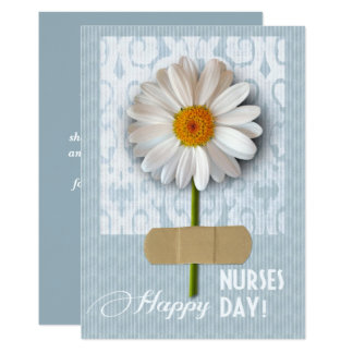 Happy Nurses Day. Customizable Greeting Cards