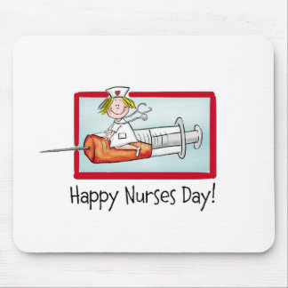Happy Nurses Day Mouse Pad