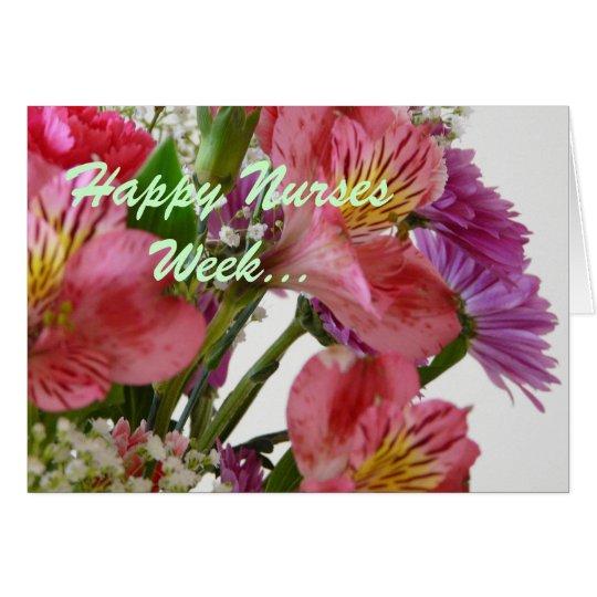 Happy nurses week card zazzle happy nurses week card m4hsunfo Image collections