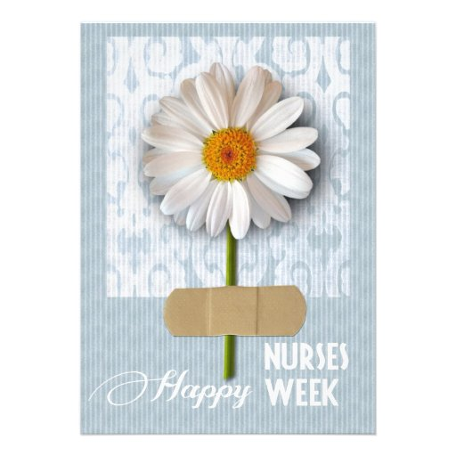 Personalized nurses day greetings invitations custominvitations4u happy nurses week customizable greeting cards m4hsunfo