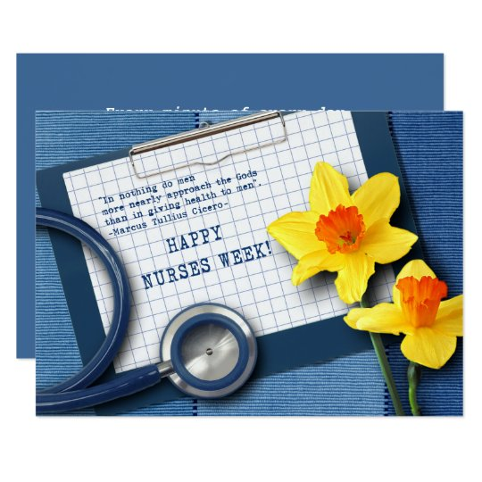 Happy nurses week customizable greeting cards zazzle happy nurses week customizable greeting cards m4hsunfo