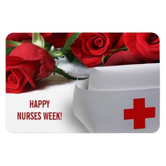 Happy Nurses Week. Gift Magnets
