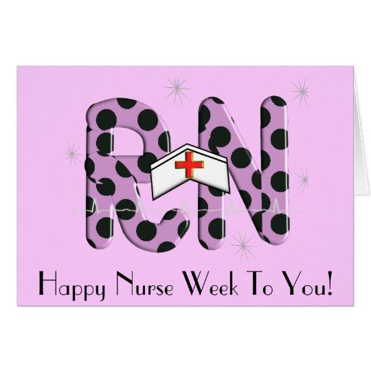 Happy Nurses Week Gifts Card