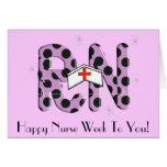 Happy Nurses Week Gifts Greeting Cards