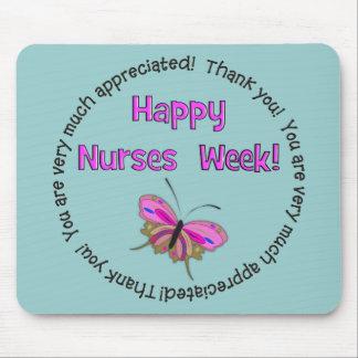 Happy Nurses Week Gifts Mousepad