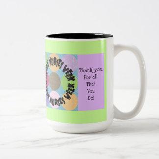 Happy Nurses Week Mug