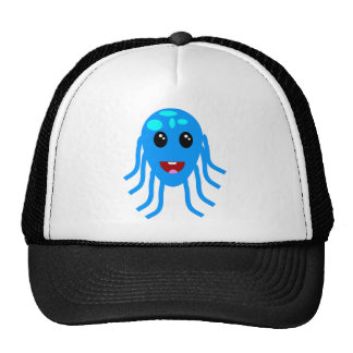 Happy Octopus Trucker Hat