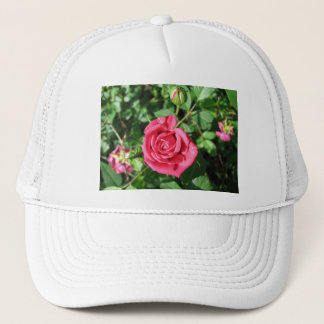 Happy Old Rose Trucker Hat