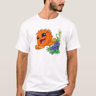 Happy orange JubJub in Neopia Central T-Shirt