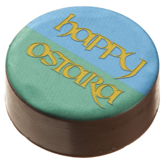 Happy Ostara Oreo Cookies