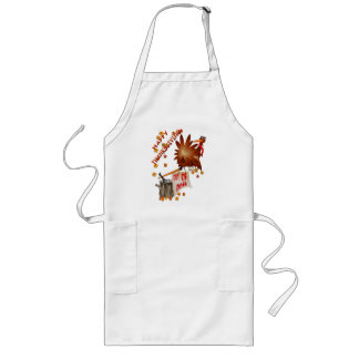 Happy Out Of Order Thanksgiving Apron