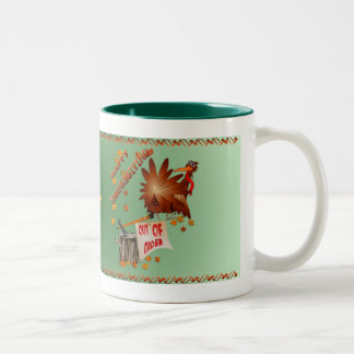 Happy Out Of Order Thanksgiving Mug
