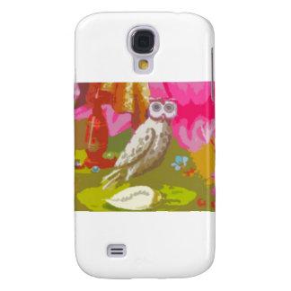 Happy Owl Galaxy S4 Case
