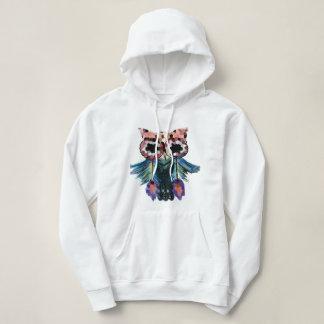 Happy Owl Hoodie