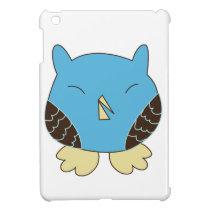 Happy Owl iPad Mini Covers